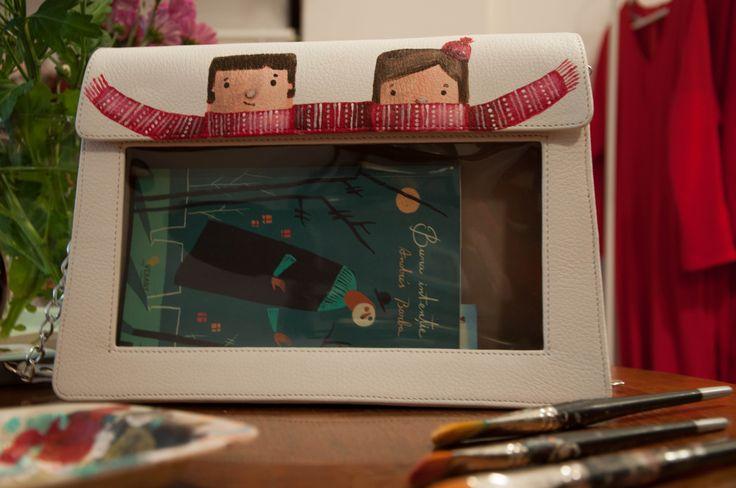 Bookletta for Christmas by CuteOshenii - Bookletta Mini Cozy Lovers