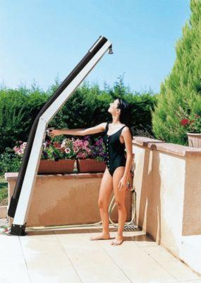Die 25+ Besten Ideen Zu Solardusche Garten Auf Pinterest ... Dusche Im Garten Erfrischung Sommer