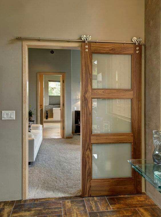 12 best Doors images on Pinterest | Sliding doors, Interior doors ...
