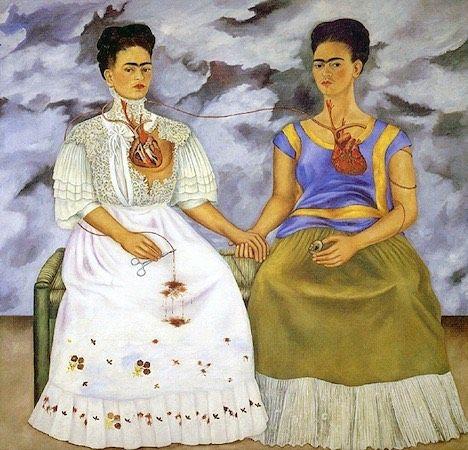 #BomDia com #Arte trazendo a pintura de Magdalena Carmen Frieda Kahlo y Calderón ou simplesmente Frida Kahlo. Mexicana filha de imigrantes alemães nasceu em 6 de julho de 1907 na casa de seus pais conhecida como La Casa Azul (A Casa Azul) em Coyoacán na época uma pequena cidade nos arredores da Cidade do México e hoje um distrito. Aos seis anos de idade contraiu poliomielite que a deixou com uma falha em seu pé direito e rendeu a ela o apelido de Frida perna de pau. Aos 18 anos sofre um…