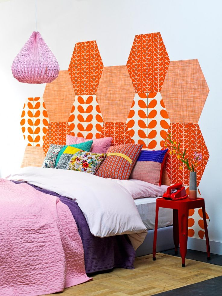 Removable Wallpaper. Dorm Room Decor Ideas U0026 Storage Solutions We Love At  Design Connection, Part 22