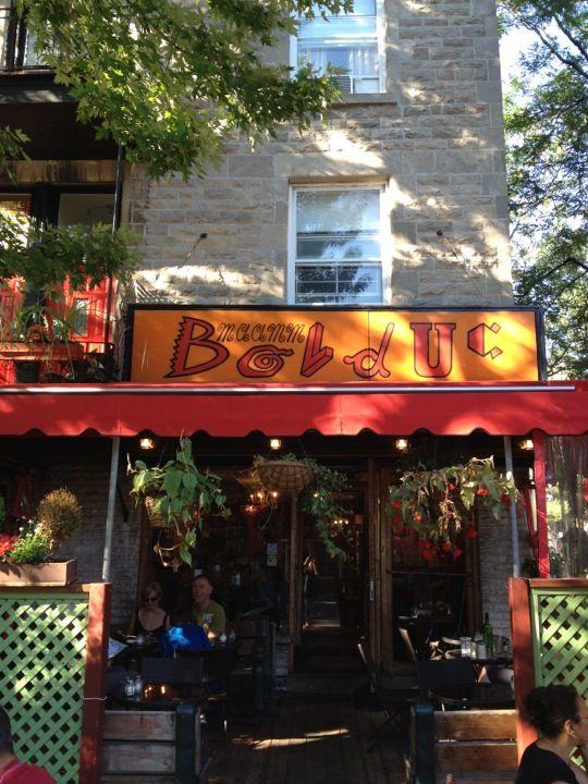 Maam' Bolduc in Montreal, QC