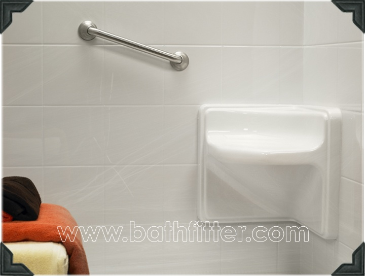 Bath Fitters Showers Part - 40: Do You Need A Seat In Your Shower? Everyone Loves To Sit Down While They. Bath  FittersShower ...