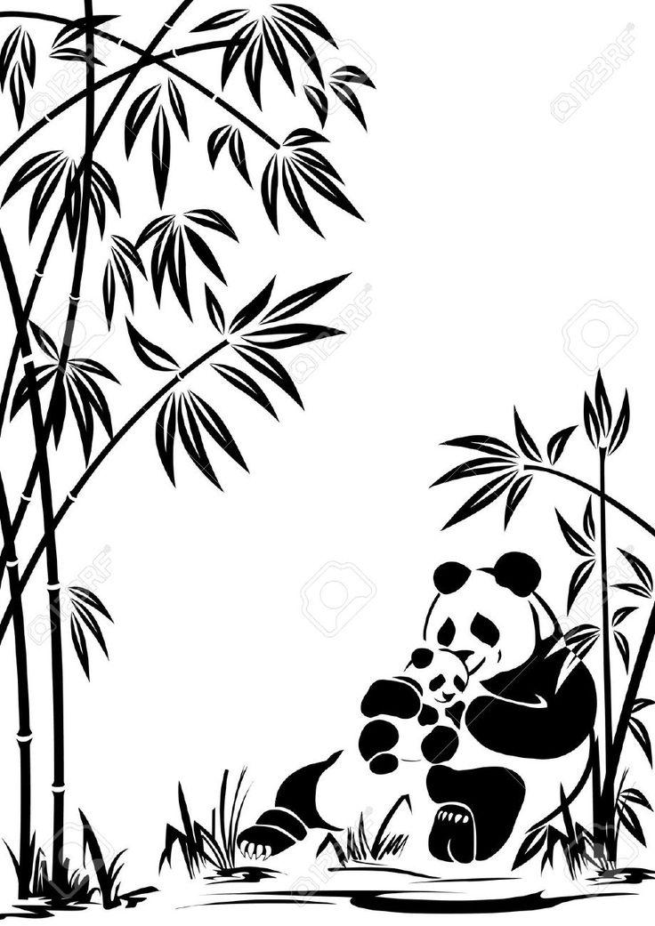 vector panda - Google Search