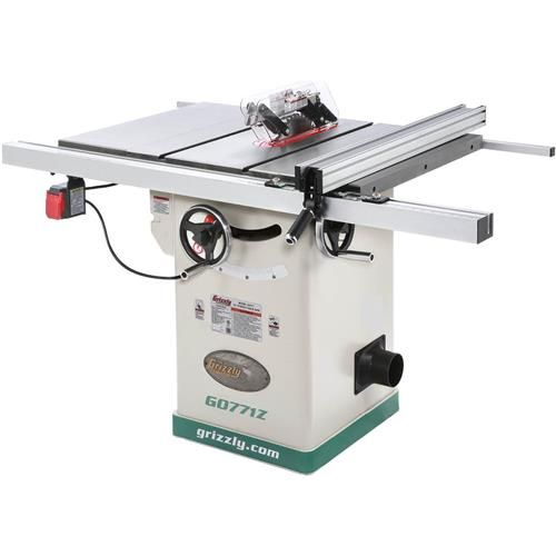 "10"" Hybrid Table Saw with T-Shaped Fence 