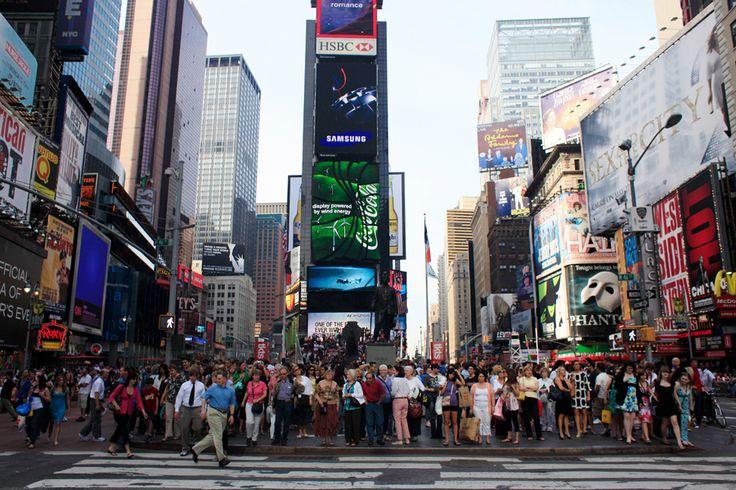 Times Square| newyorkcity.gr