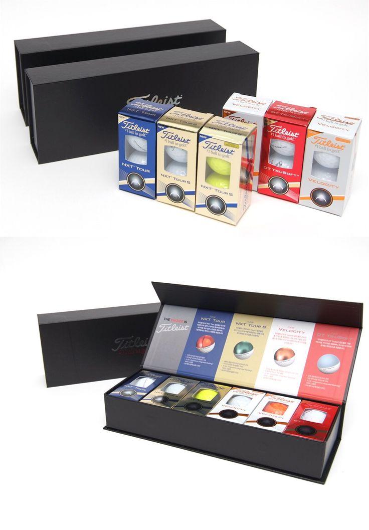 #타이틀리스트 #골프볼 세트 #golf #모아패키지 #패키지 #포장 #package # packing #box #박스