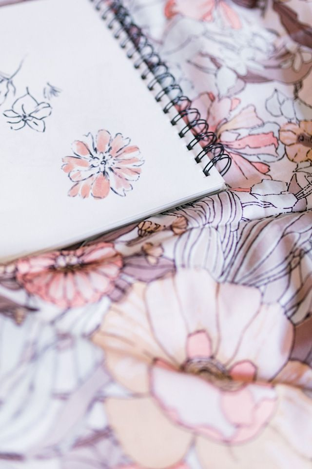 US@UO: Textile Design with Sarafina Creeley - Urban Outfitters - Blog