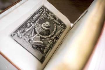 Los dos grandes genios de la literatura occidental están unidos por la historia de Cardenio