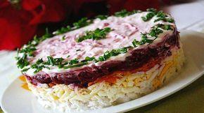 Салат получается сытный, вкусный, питательный и полезный. Давайте приготовим, вы попробуете и убедитесь сами.