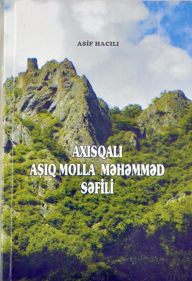 Hacili A A Axisqali Asiq Molla Məhəmməd Səfili 2014 Pdf Books Screenshots