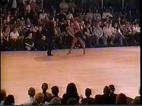 Jean-Marc Généreux Dancing (Samba)