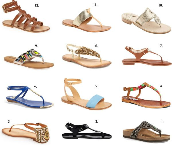 sandals for tall people