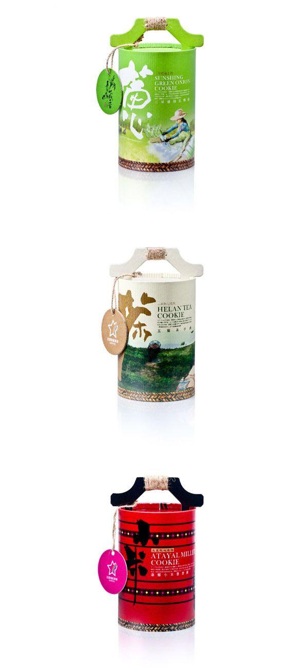青山藏香 包装设计 I want some of these tea cookies in beautiful packaging PD