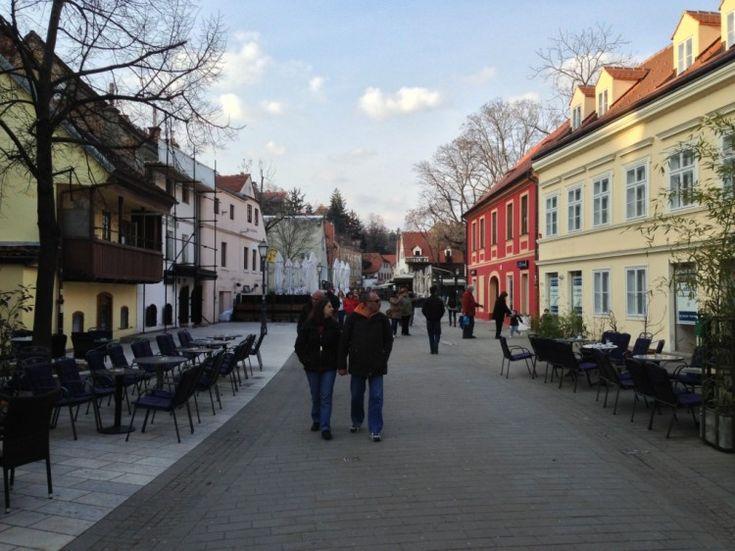 #Загреб. Хорватия.