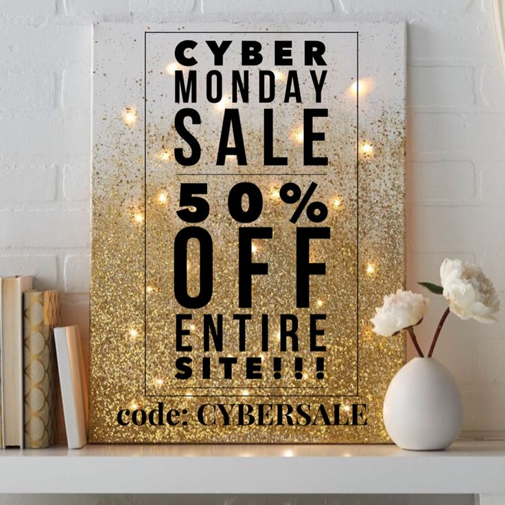 CYBER MONDAY SALE Starts NOW+ FREE Shipping on orders of $45 or more  — Click & Save 💻 CYBER MONDAY Steals start NOW through November 28th. Save 50% (code: CYBERSALE at checkout) and enjoy FREE Shipping on ALL orders of $45 or more (no code necessary)