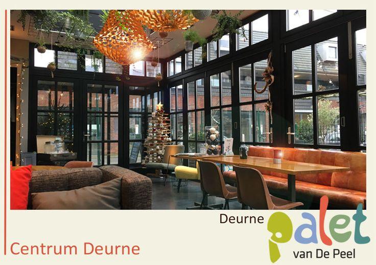 Op de dagen voor kerst is het topdruk in de winkels; heerlijk om dan tussen de laatste inkopen door met een mok warme chocolademelk even tot rust te komen in één van de gezellige horecagelegenheden in het centrum van Deurne. www.paletvandepeel.nl