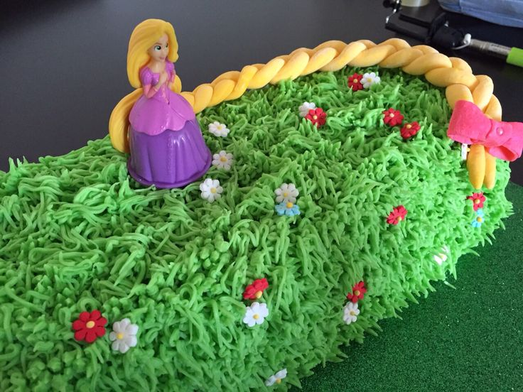 Torta de Enredados para mi Memito I