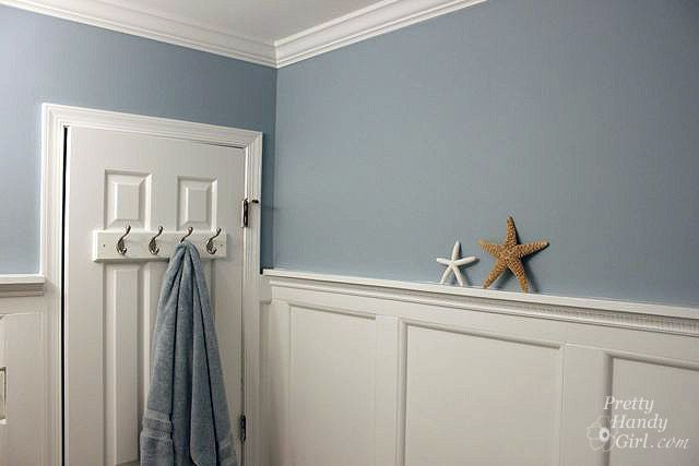 25 Dreamy Blue Paint Color Choices.  Copen blue, silver sage, Brittany blue