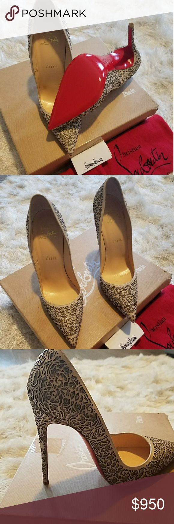chaussures louboutin outlet