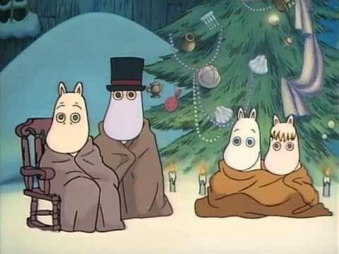 Moomins christmas episode