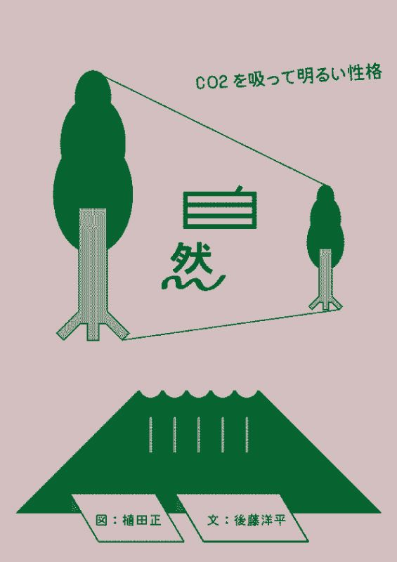 Design: Tadashi Ueda , Text:Yohey Goto
