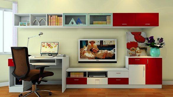 Furniture Computer Desk Tv Stand Combo Luxury D6543 Beallsrealestate Com Of Computer Desk Tv Stand Combo Desk Tv Stand Tv In Bedroom Home