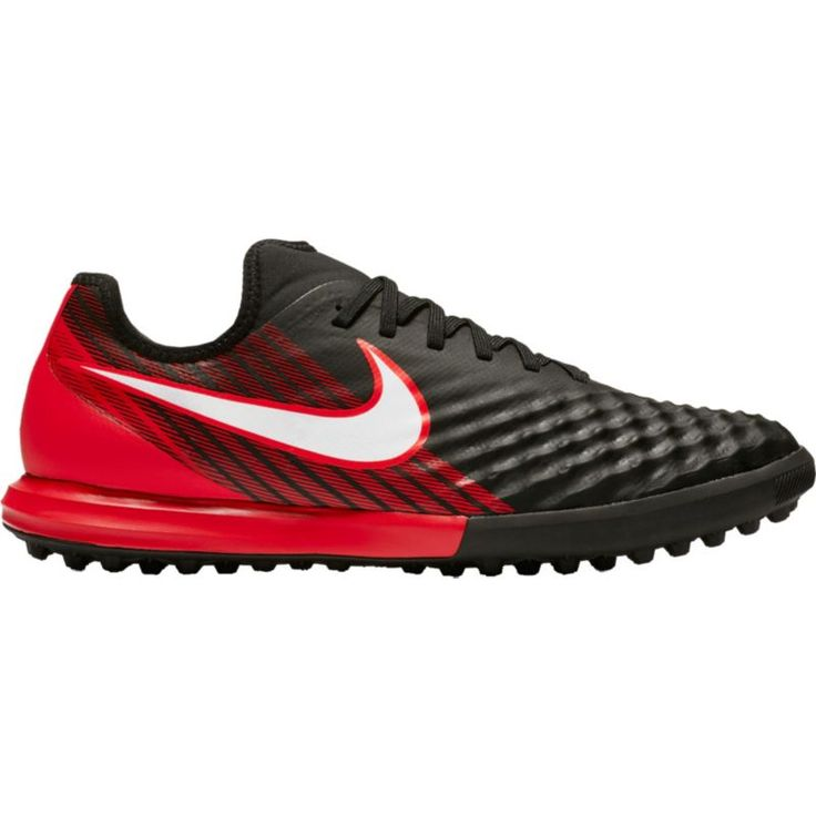 Nike Men's MagistaX Finale II Turf Soccer Cleats, Size: 10.5, Black