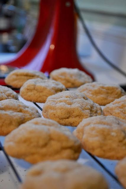 Christmas baking list: Spiced Rum Brown Butter Cookies | Simple Savory ...