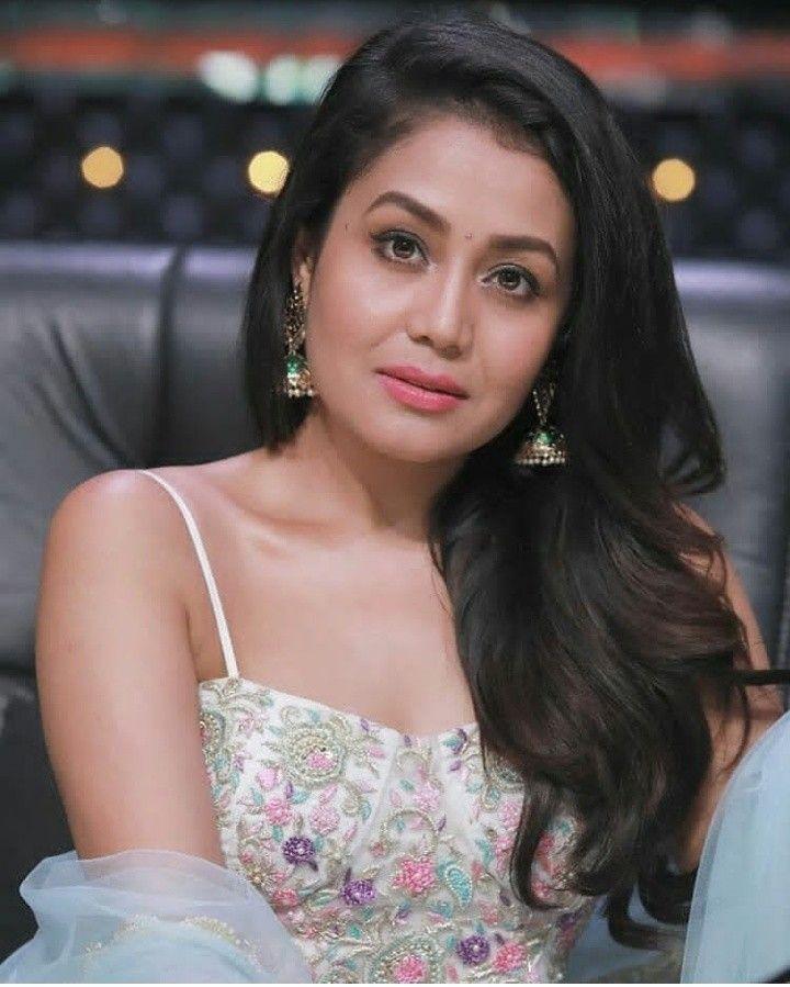 Pin By Tiyasha Mohiuddin On Neha Kakkar Desi Beauty Indian Actresses Star Girl