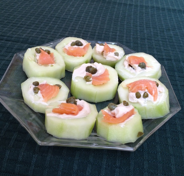 38 Best Images About Appetizer Cucumber Recipes To Try