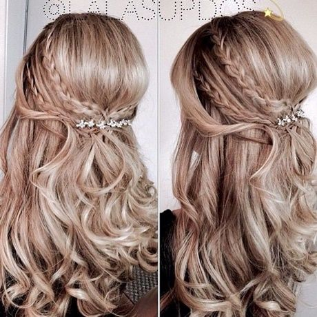 Beautiful Jugendweihe hairstyles
