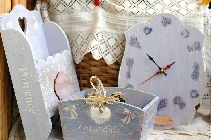 Купить Набор Сиреневый Прованс лавандовый декупаж - сиреневый, прованс, прованс интерьер, прованский стиль