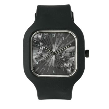 Shattered In Charcoal Watch
