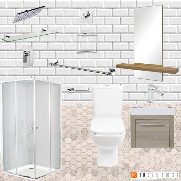 Bathroom Makeover Durban 35 best home decor: bathrooms images on pinterest | room, tiny