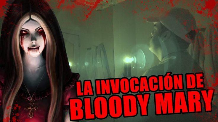 LA INVOCACIÓN DE BLOODY MARY | Casi MUERO ASFIXIADO otra vez