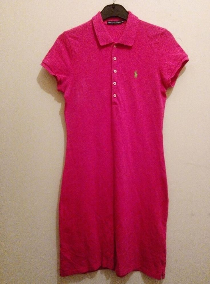 Ralph Lauren Dress Pink Size M (A)