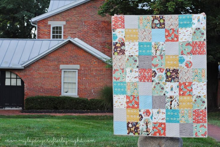 Big Square Quilt Quilts Square Quilt Quilt Tutorials