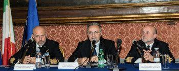 Marina Militare: presentato il Gruppo Navale Cavour | BLU&news