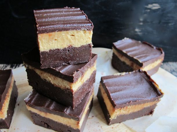 , Brownie Recipes, Triple Decker, Brownies Recipe, Decker Peanut ...