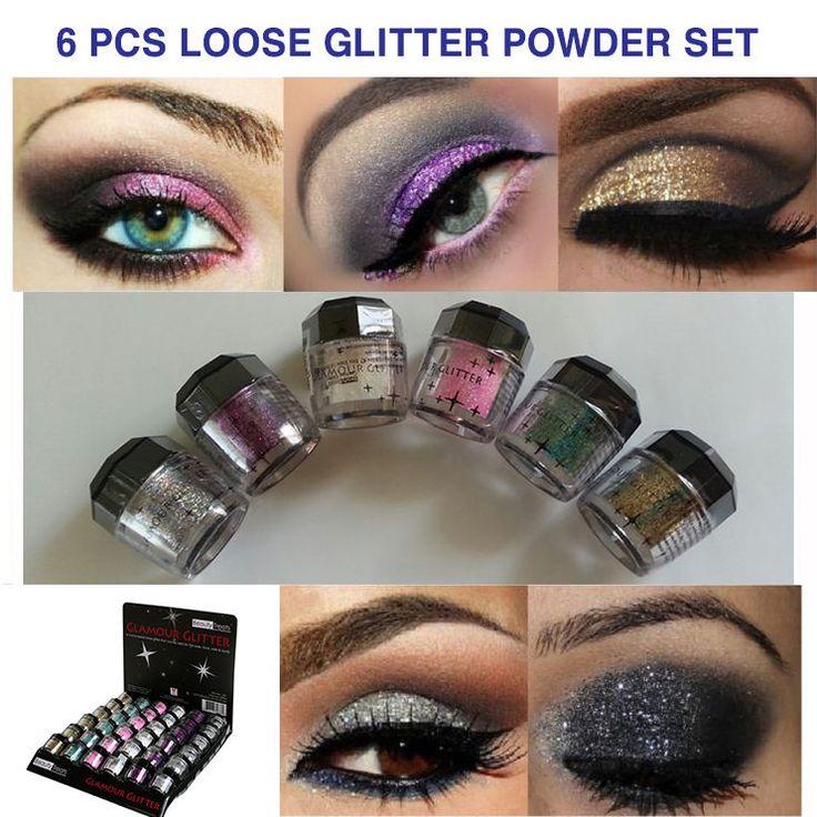 Best 25+ Loose glitter eyeshadow ideas on Pinterest | Glitter eye ...