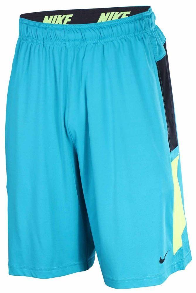 Nike Men's Hyperspeed FlyTraining Shorts Dri-fit Poisen Green Size Large NWT #Nike #Shorts