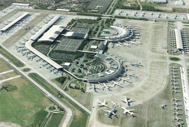 Aeroporto Internacional Antônio Carlos Jobim/Galeão (GIG), Rio de Janeiro-RJ, Brasil