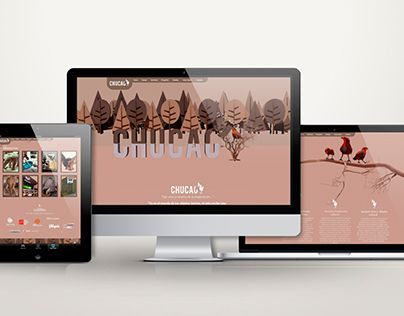 """Check out new work on my @Behance portfolio: """"CHUCAO sites"""" http://be.net/gallery/32467803/CHUCAO-sites"""