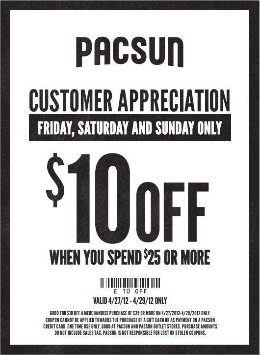 photograph regarding Pacsun Printable Coupon identified as Pacsun coupon codes 2018 - Traditional pearl coupon code 2018