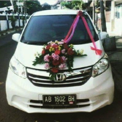 Mobil Pengantin di Jogja