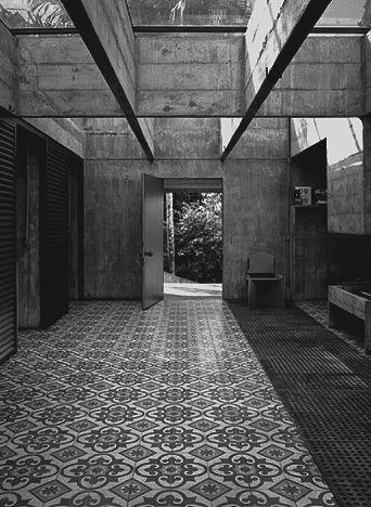 architectureuberalles:  Paulo Mendes da Rocha house in Brazil.