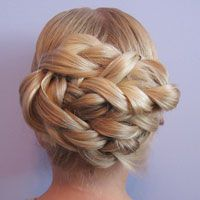 Babes In Hairland...awesome site with several tutorials on updos