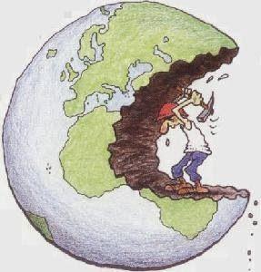 Causas de la contaminación del medio ambiente