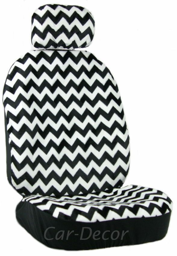 Chevron Seat Cover Set For Cars